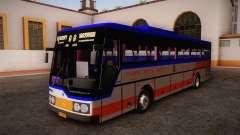 Mercedes-Benz Argentina Thailand Bus para GTA San Andreas