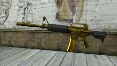 Golden M4 sin vista