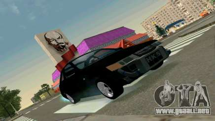 VAZ 21123 TURBO-Serpiente v2 para GTA San Andreas