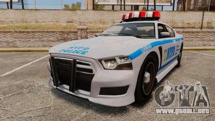 GTA V Bravado Buffalo NYPD para GTA 4