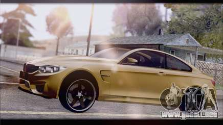 BMW M4 F80 Stanced para GTA San Andreas