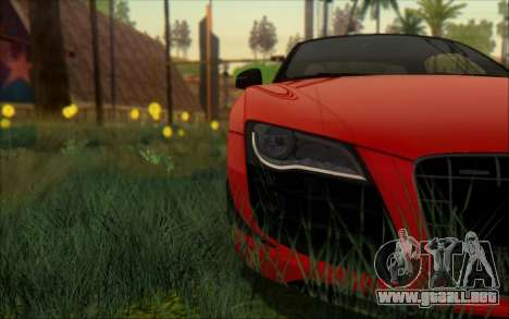 SA Ultimate Graphic Overhaul para GTA San Andreas segunda pantalla
