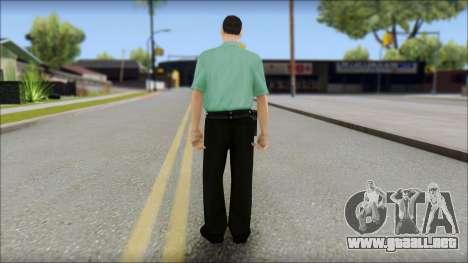 Billy Mays para GTA San Andreas segunda pantalla