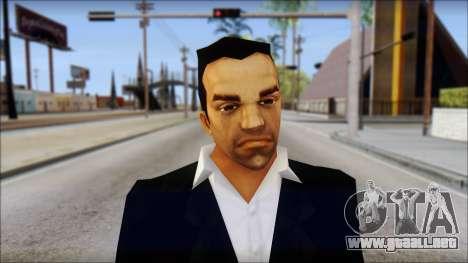 Toni Cipriani v3 para GTA San Andreas tercera pantalla