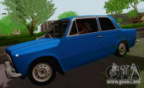 VAZ 2101 Coupe para GTA San Andreas left