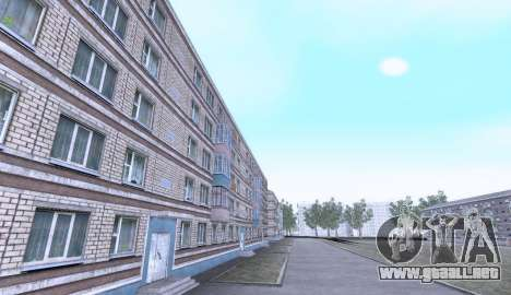 Russian Map 0.5 para GTA San Andreas quinta pantalla