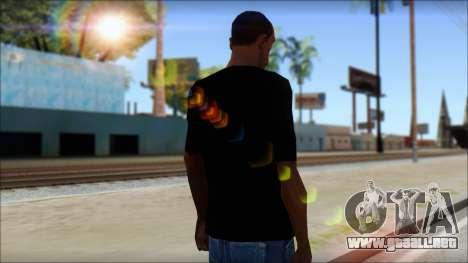 That 1970s Show T-Shirt Mod para GTA San Andreas segunda pantalla