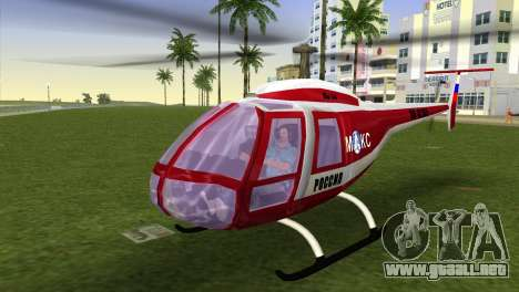 Mi-34 para GTA Vice City