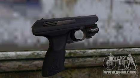 VP-70 Pistol from Resident Evil 6 v2 para GTA San Andreas segunda pantalla