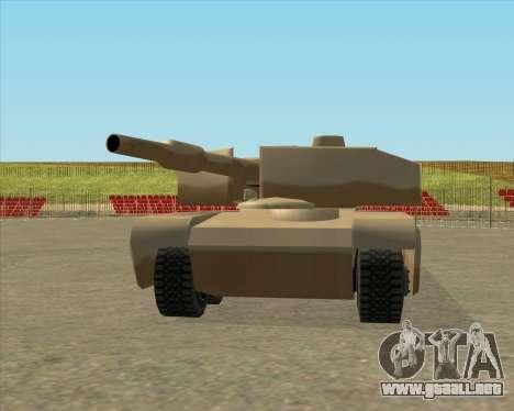 Dozuda.s Primary Tank (Rhino Export tp.) para GTA San Andreas