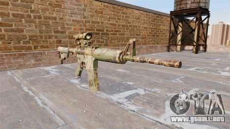 Automático de la carabina, PERO la Guerrilla de  para GTA 4