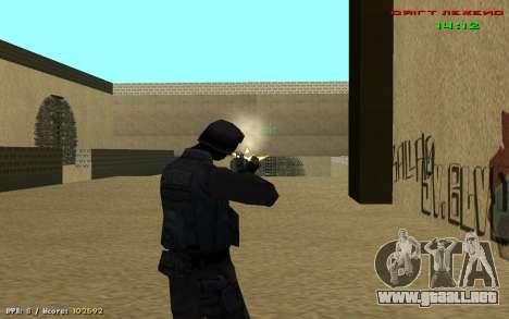 Engañar a la vista para GTA San Andreas segunda pantalla