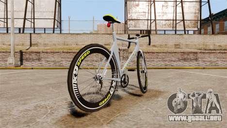 GTA V Whippet Race Bike para GTA 4 Vista posterior izquierda