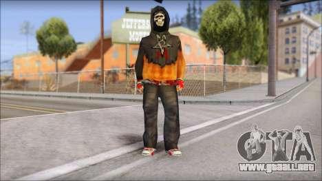 Manhunt Skin para GTA San Andreas