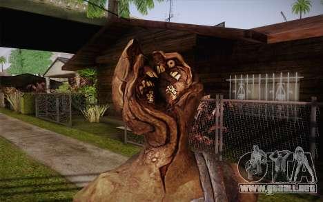 Servant Brute From Amnesia The Dark Descent para GTA San Andreas tercera pantalla