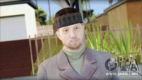 Peasant para GTA San Andreas tercera pantalla