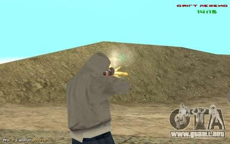 Engañar a la vista para GTA San Andreas sucesivamente de pantalla