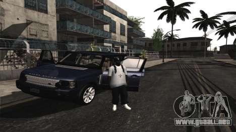 Ghetto ENB para GTA San Andreas