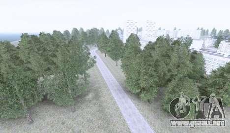 Russian Map 0.5 para GTA San Andreas décimo de pantalla