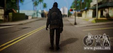 John Soap MacTavish para GTA San Andreas segunda pantalla