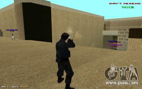 Engañar a la vista para GTA San Andreas
