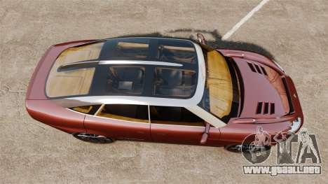 Spyker D8 para GTA 4 visión correcta