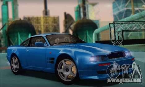 Aston Martin V8 Vantage V600 1998 para GTA San Andreas