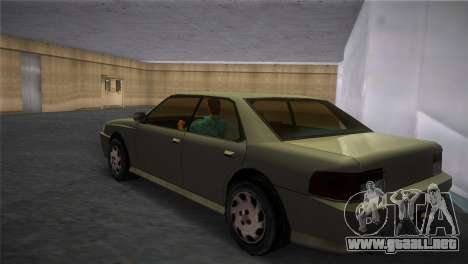 Sultan from GTA San Andreas para GTA Vice City left