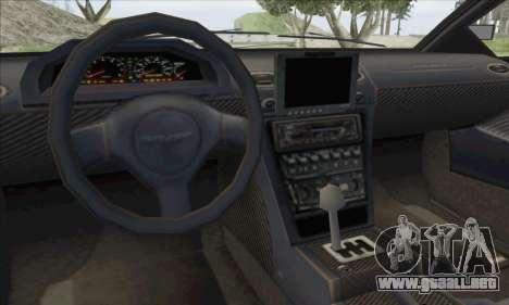 Pegassi Infernus para visión interna GTA San Andreas
