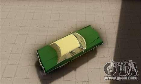 Chevrolet Impala 1972 para GTA San Andreas left