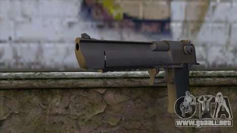 Desert Eagle from CS:GO v2 para GTA San Andreas