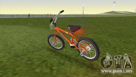 BMX from GTA San Andreas para GTA Vice City left