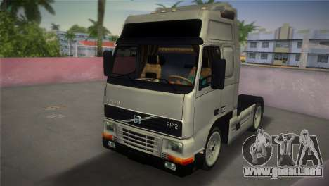 Volvo FH12 Custom para GTA Vice City