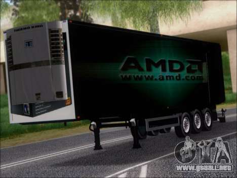 Trailer AMD Phenom X4 para GTA San Andreas left