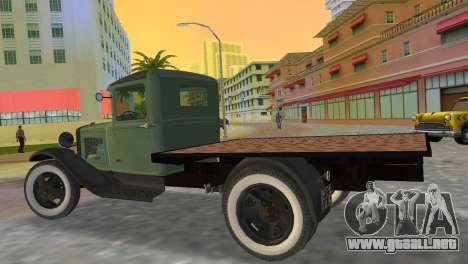 Ford Model AA 1930 para GTA Vice City left