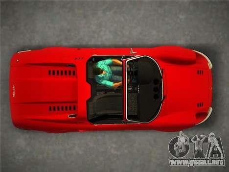 Ferrari 246 Dino GTS 1972 para GTA Vice City vista lateral izquierdo