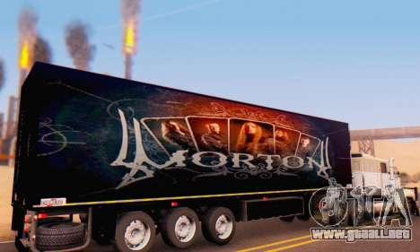 Trailer Chereau Morton Banda 2014 para la visión correcta GTA San Andreas