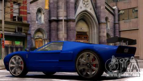 GTA V Bullet para GTA 4 left