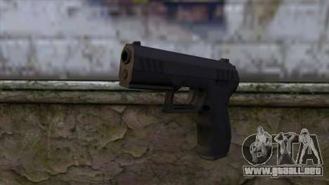 Combat Pistol from GTA 5 v2 para GTA San Andreas