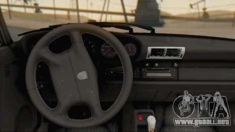 Porsche 911 GT2 (993) 1995 V1.0 SA Plate para GTA San Andreas vista posterior izquierda