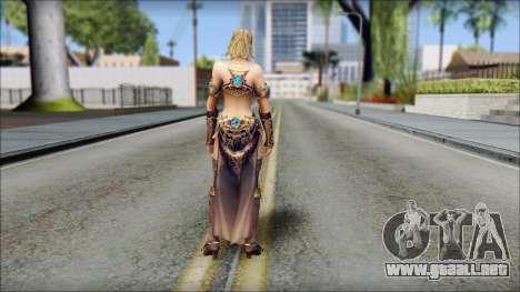 Elementalist Soul para GTA San Andreas segunda pantalla
