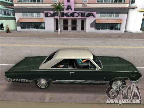 Mercury Park Lane 1964 para GTA Vice City visión correcta