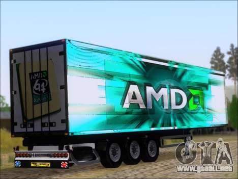 Trailer AMD Athlon 64 X2 para la visión correcta GTA San Andreas