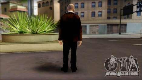 Ernesto para GTA San Andreas segunda pantalla