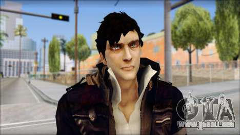 Unhooded Alex from Prototype para GTA San Andreas tercera pantalla