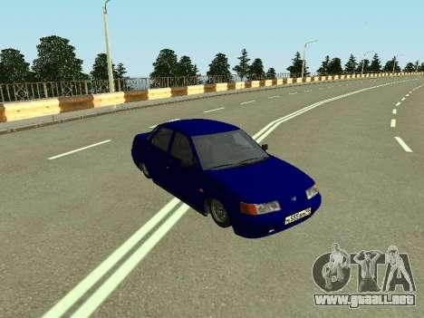 De los FLOREROS 2110 para GTA San Andreas left