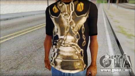 Randy Orton T-Shirt para GTA San Andreas tercera pantalla