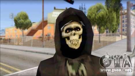 Manhunt Skin para GTA San Andreas tercera pantalla