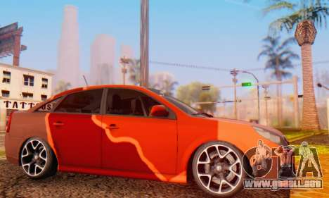 Opel Vectra C para GTA San Andreas left