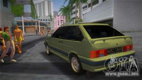 El VAZ-2113 para GTA Vice City left